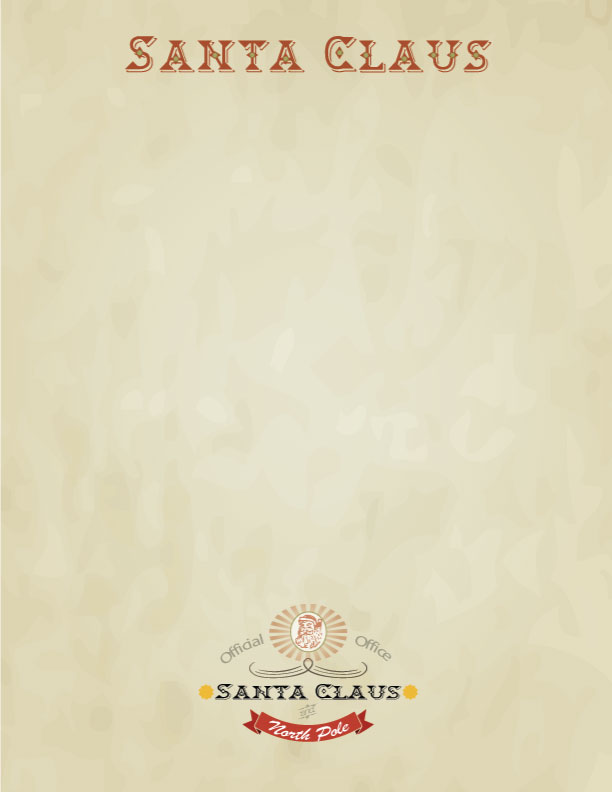 North pole chocolates select letter type spiritdancerdesigns Choice Image